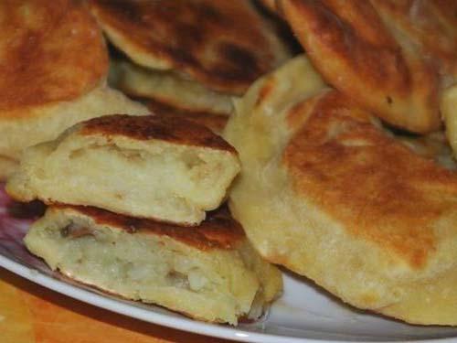 Пирог рыжик рецепт с фото