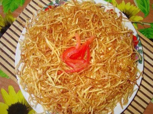 салат стожок рецепт