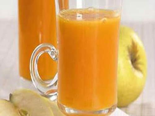 Сварить тыквенный сок в домашних условиях