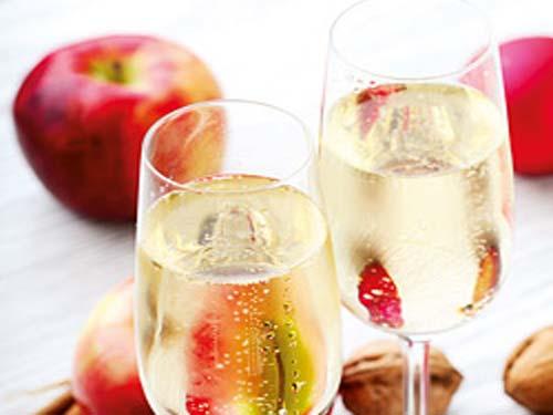 Шампанское из яблок рецепт